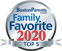 Boston Parents Family Favorite 2020 Award