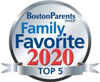 Boston Parents Family Favorite 2020 Award